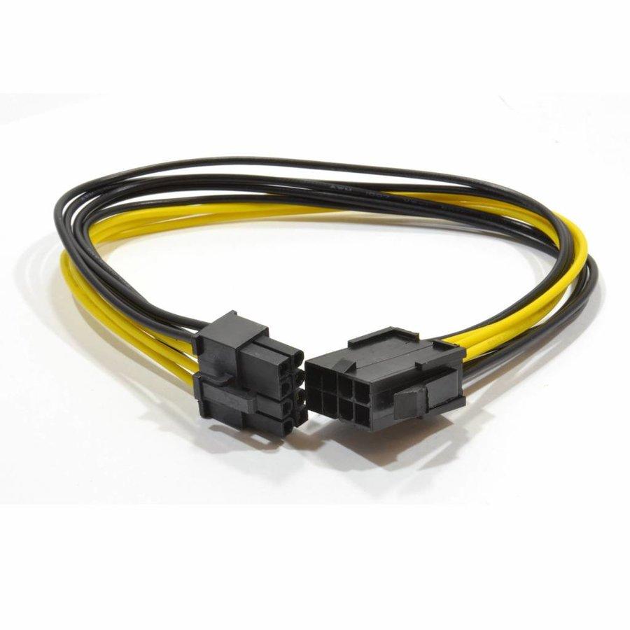 Strom-Adapterkabel für PCI Express Karten, 8-polig