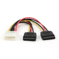 2*Serial ATA 15 cm power cable