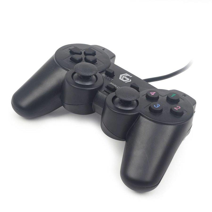Dual Gamepad mit Vibration