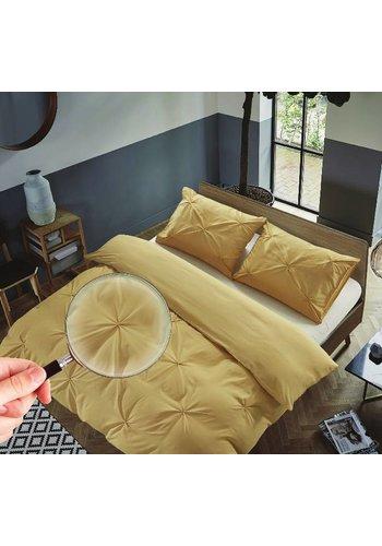 The Supreme Home Collection Housse de couette Supreme Mattinata Sand