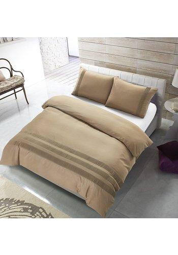 The Supreme Home Collection Bettbezug Supreme Avenza Sand
