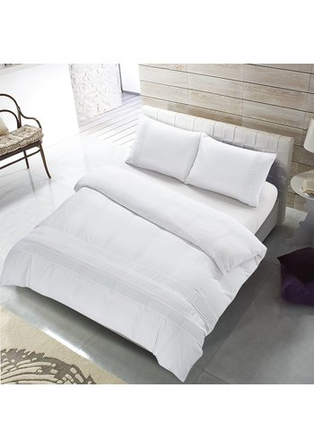 The Supreme Home Collection The Supreme Home Collection Avenza 240x200/220 +2*60x70 cm White