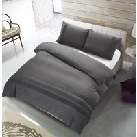The Supreme Home Collection Avenza 200x200/220 +2*60x70 cm Anthracite