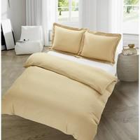 The Luxury Home Collection Dijon 140x200/220 +1-60X70 cm Sand