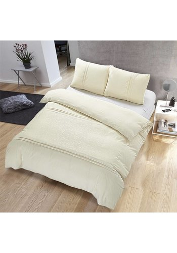 The Luxury Home Collection The Luxury Home Collection Palermo 140x200/220 +1-60X70 cm Creme