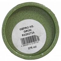 Hamerslag - metaallak - groen - 375 ml