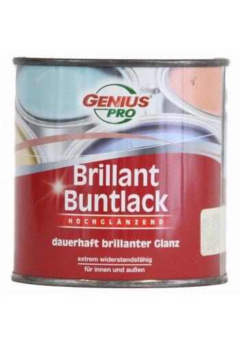 Genius Pro Hochglanzlack - antikweiß - 375 ml