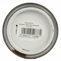 Hochglanzlack - antikweiß - 375 ml