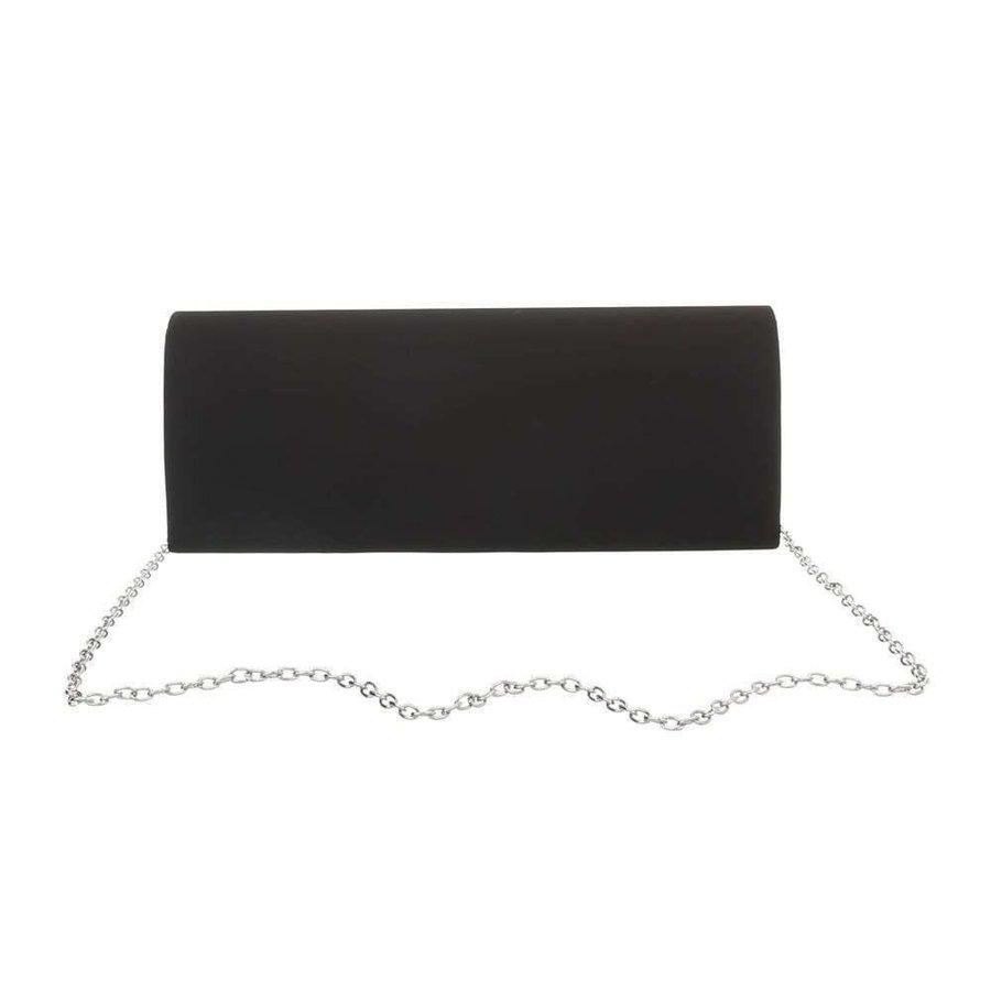 Damen Abendtasche - schwarz