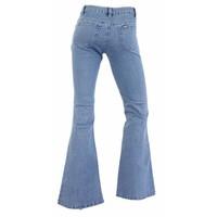 Dames Jeans regular fit - blauw