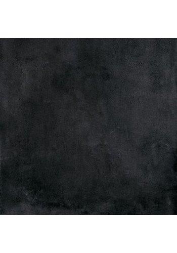 Neckermann Boden- und Wandfliese schwarz matt 60x60 cm Preis pro M2