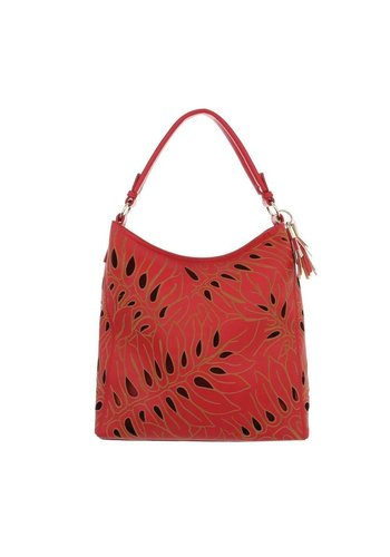 Neckermann Damen Handtasche - rot