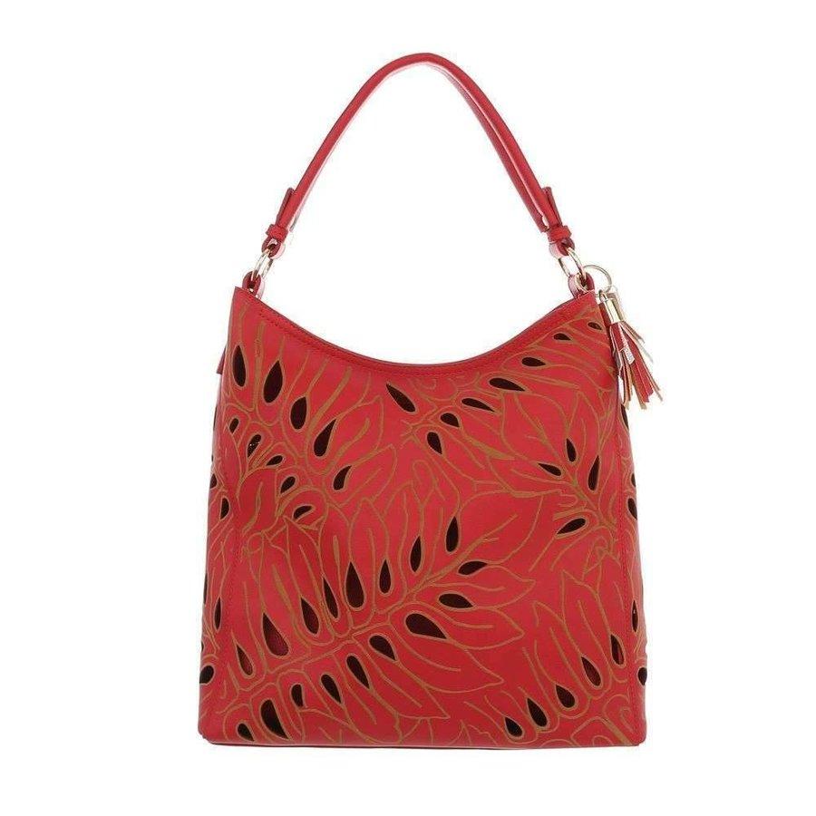 Damen Handtasche - rot