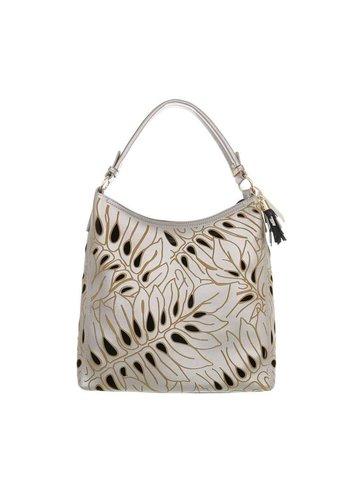Neckermann Damen Handtasche - Silber