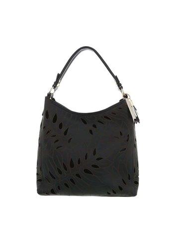 Neckermann Damen Handtasche - schwarz