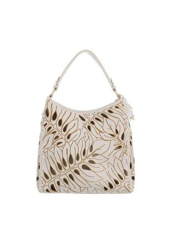 Neckermann Damen Handtasche - beige