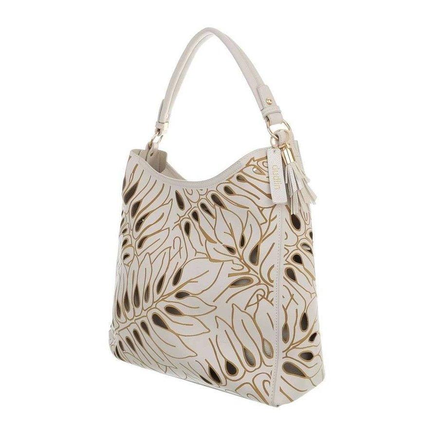 Damen Handtasche - beige