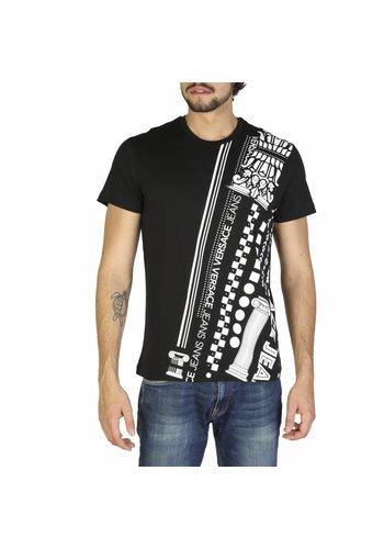 Versace Jeans Heren T Shirt - zwart