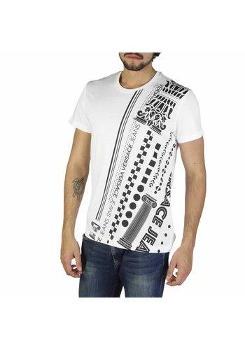 Versace Jeans Heren T Shirt - wit