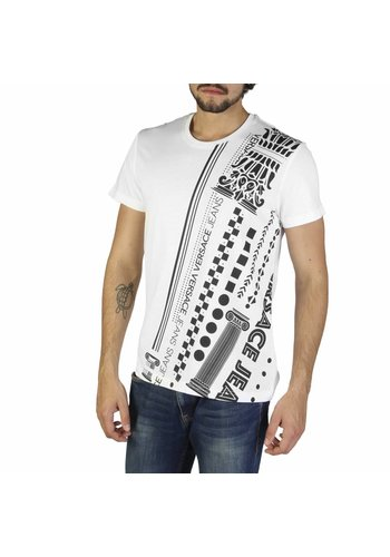 Versace Jeans Männer T-Shirt - weiß