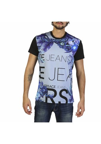 Versace Jeans Heren T Shirt Versace Jeans 2018 collection