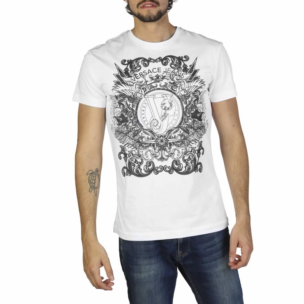 730a119c094 Tee shirt Homme Versace Jeans B3GRB71A36598 - Neckermann.com