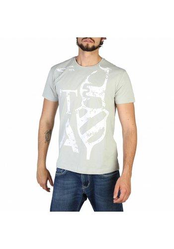 Trussardi Heren T-shirt 2AT42 - grijs