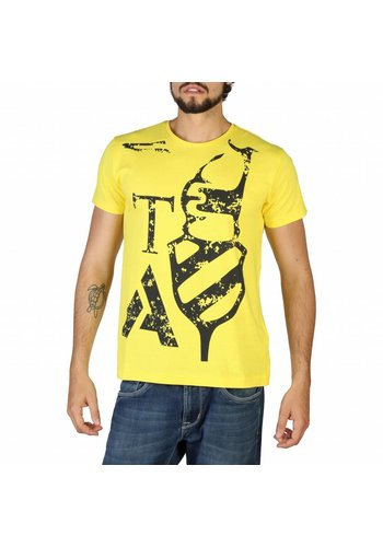 Trussardi Heren T Shirt 2AT42 - geel