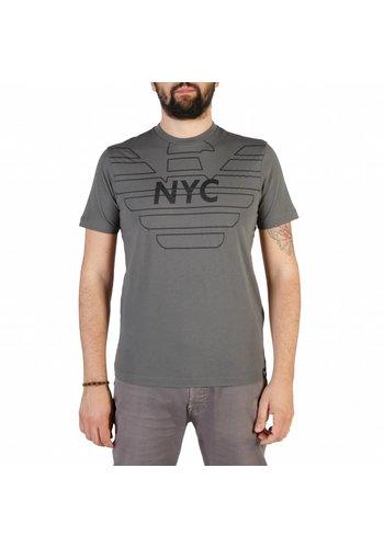 Emporio Armani Heren T-shirt - grijs