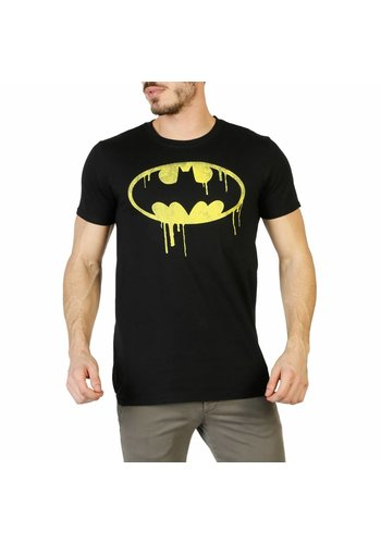 DC Comics Herren T-Shirt Badman - schwarz