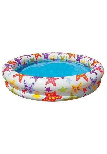 Intex Opblaasbaar zwembad - Ster motief - 122x25 cm
