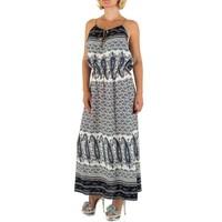 Damen Kleid von Fee Rot Gr. Einheitsgröße - DK.blau