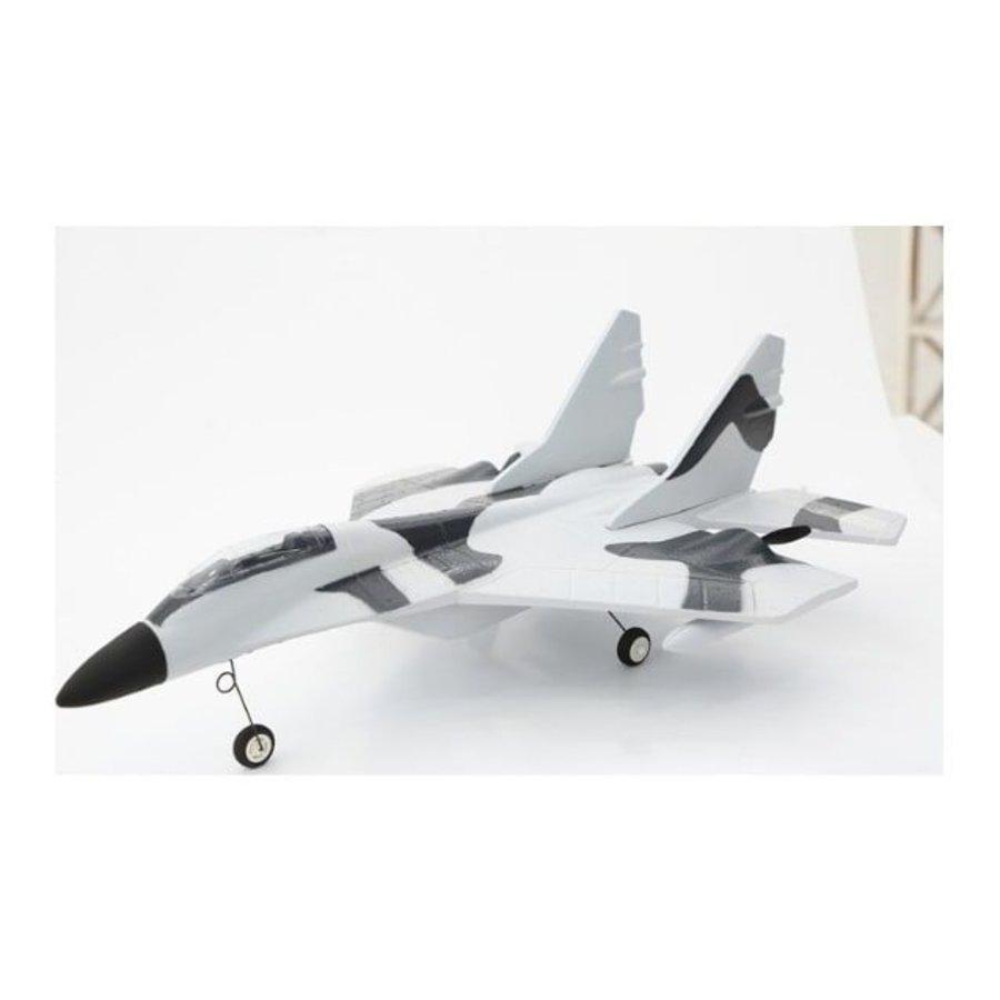 Straaljager - stuntvliegtuig - 2.4GHz