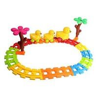 Duck railcar - speelgoedset