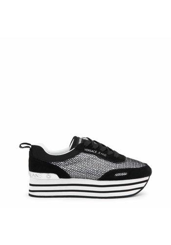 Versace Jeans Dames plateau sneakers VRBSF3_70060 - zwart