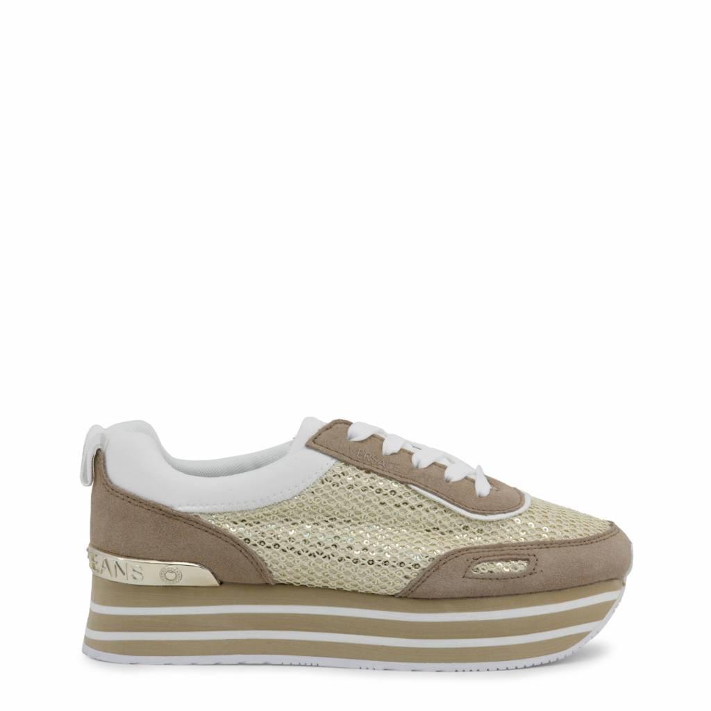 70060 Plateau Jeans Dames Sneakers Bruin Versace Vrbsf3 qX6Tv