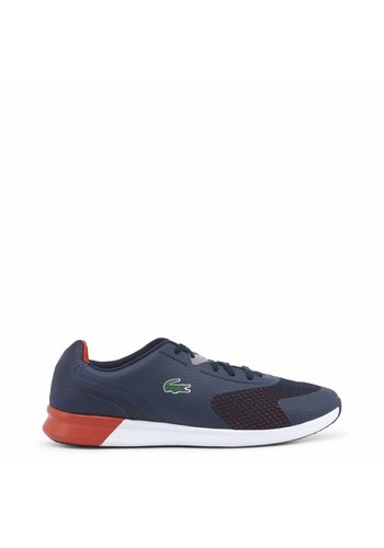 Lacoste Heren Sneakers 734SPM0035_LTR - blauw/rood