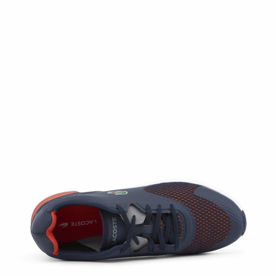 Herren Turnschuhe 734SPM0035_LTR - blau / rot
