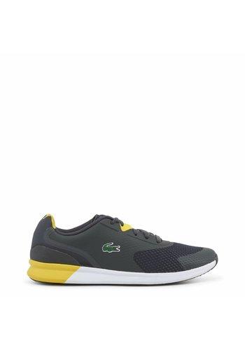 Lacoste Heren Sneakers 734SPM0035_LTR - grijs/geel
