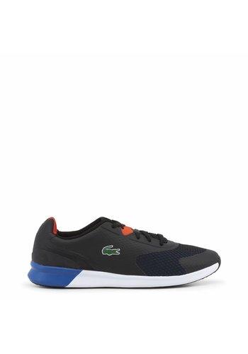 Lacoste Heren Sneakers 734SPM0035_LTR - zwart/blauw