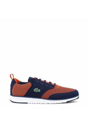Lacoste Chaussure de sport pour homme 734SPM0021_LIGHT - bleu / rouge