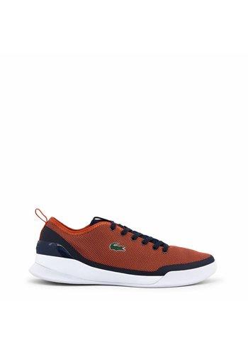 Lacoste Chaussure de sport pour homme 734SPM0007_LT-DUAL - rouge / bleu