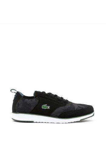 Lacoste Heren Sneakers 734SPM0022_LIGHT - zwart/groen