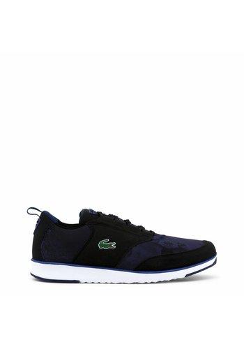Lacoste Heren Sneakers 734SPM0022_LIGHT - zwart/blauw