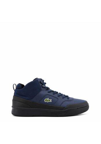 Lacoste Hoge Heren Sneakers 734CAM0074_EXPLORATEUR - blauw