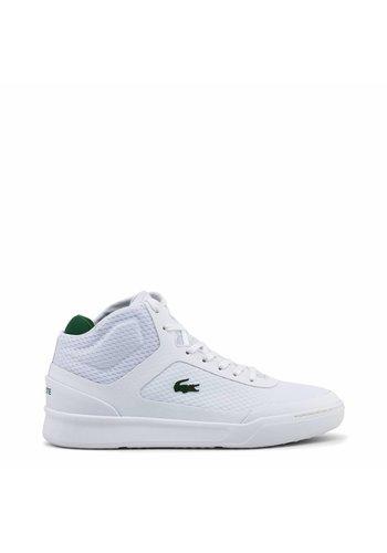 Lacoste Heren Sneaker 734CAM0023_EXPLORATEUR - wit
