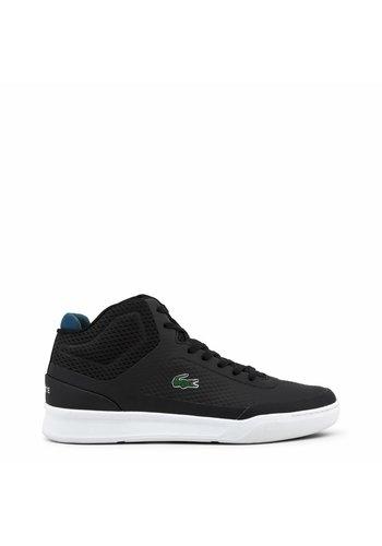 Lacoste Heren Sneaker 734CAM0023_EXPLORATEUR - zwart