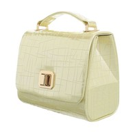 Damen Handtasche - gelb