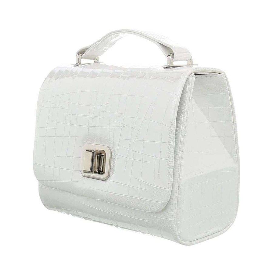 Damen Handtasche - weiß