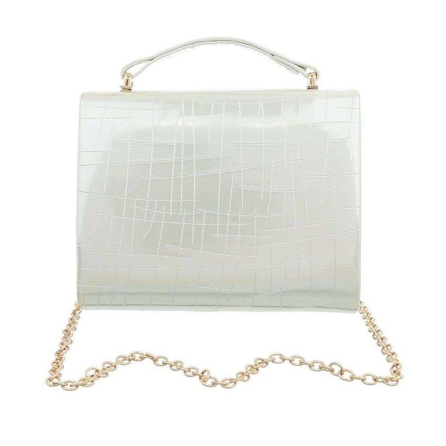 Damen Handtasche - Aprikose